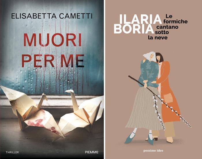 Giorni d'estate: incontro con Elisabetta Cametti e Ilaria Boria