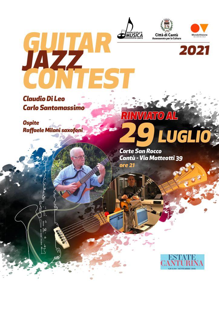 "Concerto Jazz ""Guitar Jazz Contest"""